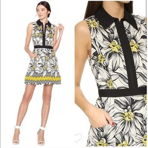 Alice + Olivia floral dress with pockets